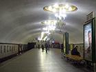 На станции метро «Харьковская» умер пассажир