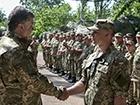 Президент наградил военных, которые задержали российских спецназовцев