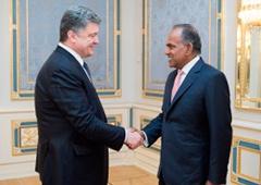 Президент пригласил Сингапур увеличить инвестирование в Украину - фото