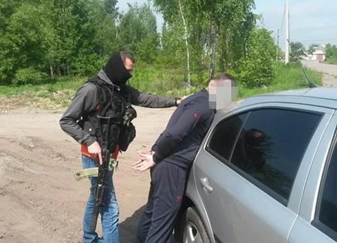 Пророссийский неонацист торговал оружием на Житомирщине - фото