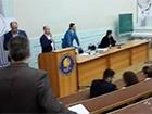 Студенты сорвали лекцию лидера российского «Антимайдана»