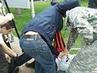 В Москве избили участников проукраинского митинга