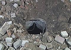 В Одессе очередной взрыв - в коммуникационном колодце - фото