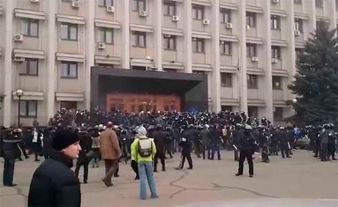 В Одессе засудили антимайдановца - фото