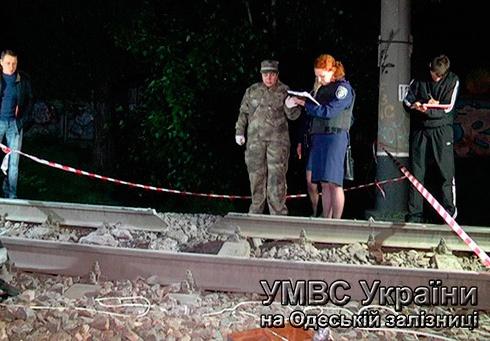 Взрыв в Одессе квалифицирован как «Диверсия» - фото