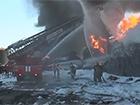 Горящая нефтебаза «БСРМ-нефть» построена незаконно, там мог храниться фальсификат, - МВД