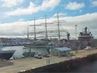 «Крузенштерн» протаранил два корабля береговой охраны Исландии