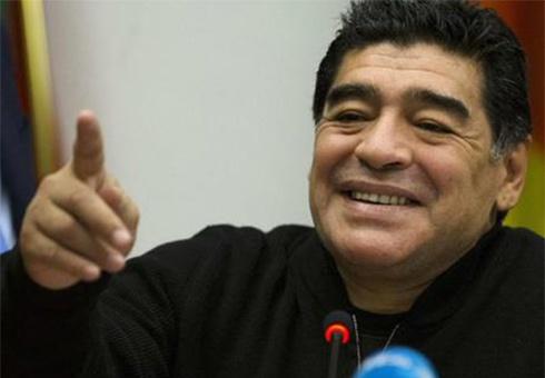 Марадона собирается возглавить ФИФА - фото