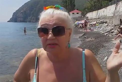 Москвичка в Крыму: Я такого безобразия не видела 50 лет - фото