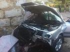 На Кировоградщине пьяный водитель сбил детей на тротуаре
