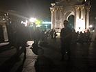 На Майдане Независимости снесли палатки