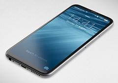 Новый iPhone лишат главной кнопки - фото