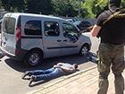 В центре Киева стреляли – задерживали банду