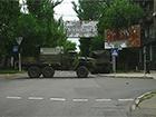 В Донецке военный «Урал» протаранил легковушку, погиб человек