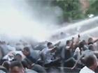 В Ереване на рассвете разогнали протестующих