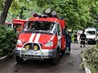 В Киеве горела психбольница