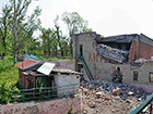 Боевики разрушили Широкино и вернули его украинцам