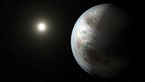 Kepler нашел похожую на Землю планету - фото