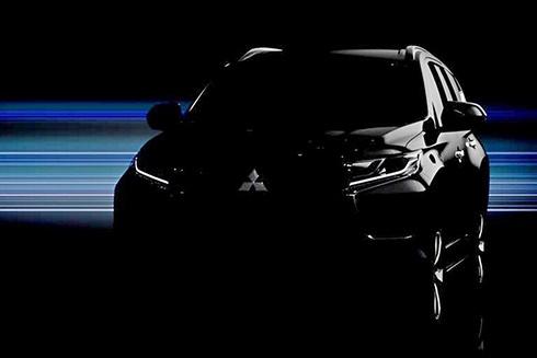 Mitsubishi показала первое фото нового Pajero Sport - фото
