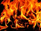 На Прикарпатье подожгли офис «Правого сектора»