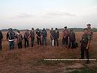 На Закарпатье пограничники задержали 10 нелегалов