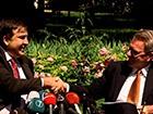 Новой команде Саакашвили зарплаты будут платить США