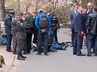 Отпущенного под залог подозреваемого в убийстве Бузины вернули за решетку
