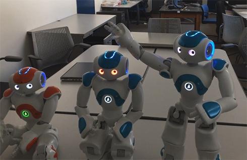 У робота обнаружили самосознание - фото
