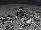 Видео поверхности Плутона