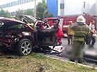 Взорвали машину с секретаршей Захарченко