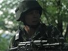 За сутки в результате боевых действий погибших нет, 1 военный ранен
