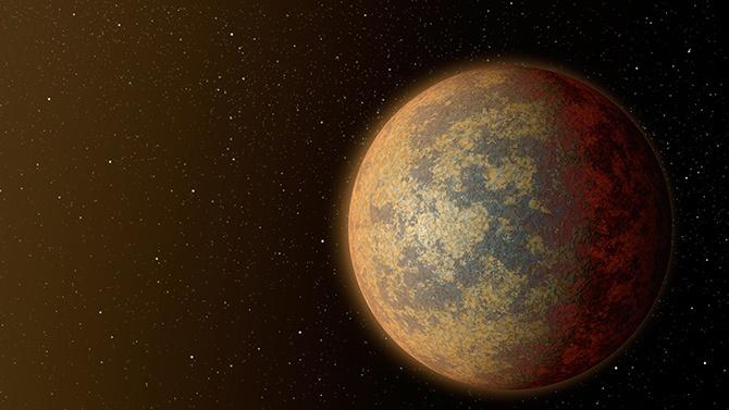 Ближайшая к нам скалистая экзопланета находится на расстоянии всего в 21 световой год - фото