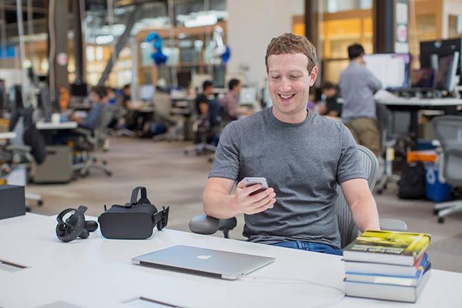 Ежедневное количество посетителей Facebook впервые составило один миллиард людей - фото