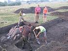 На Днепропетровщине археологи раскопали древний комплекс культовых каменных сооружений
