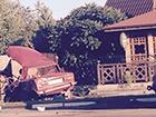 На Хмельнитчине в ужасной аварии погиб участковый милиционер вместе с семьей