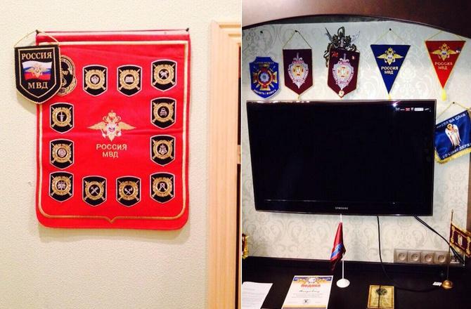 Начальника милиции Одессы - любителя МВД России - задержали на взятке 20 тыс долларов - фото