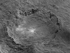 NASA показало видео поверхности Цереры