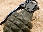 В Киеве ребенок возле детской площадки нашел гранату