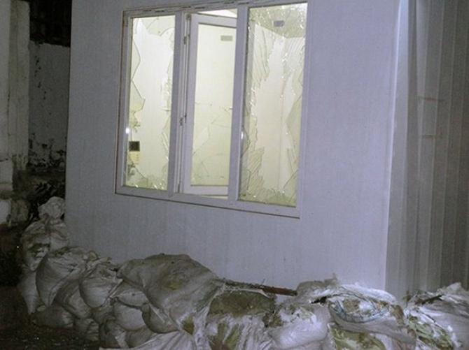 В Одессе прогремел взрыв у штаба Самообороны - фото