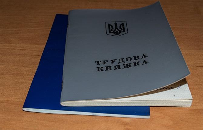 В Украине планируют отменить трудовые книжки - фото
