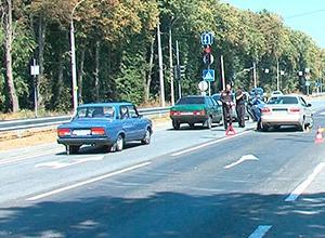 В Виннице расстреляли автомобиль - фото