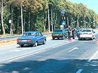 В Виннице расстреляли автомобиль