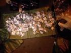 100 кг янтаря и военное оборудование пытались вывести поездом в Москву