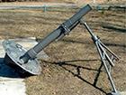 Под Донецком боевики применили 120-мм миномет