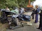 Под Каневом в аварии погибли 4 человека