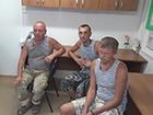 Появилось видео с пропавшими у Крыма десантниками