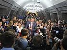 В Киевском метрополитене официально запустили Wi-Fi