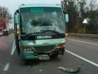 Автобус со школьниками из Харькова попал в ДТП на Львовщине