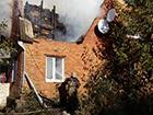 На Киевщине горело поселковое отделение милиции