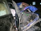 На Житомирщине в результате столкновения автомобилей погибли 6 человек, дополнено